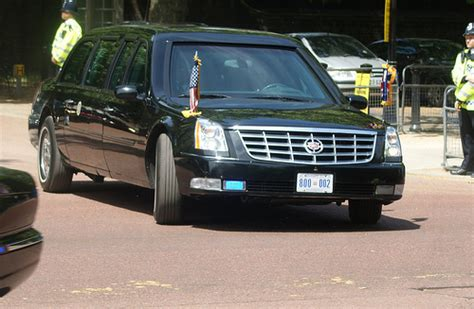 The Beast Auto by Quot The Beast Quot Presidential Car Flickr Photo