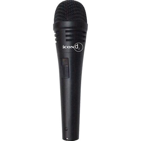 icon pro audio d2 dynamic microphone d2 b h photo
