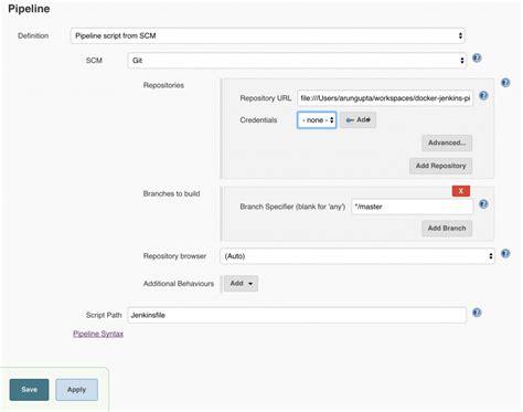 java pattern pipeline deployment pipeline using docker jenkins java and