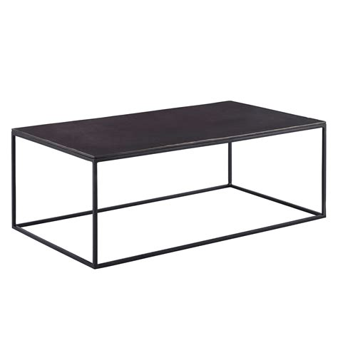 black rectangle coffee table content by terence conran fusion rectangle coffee table at