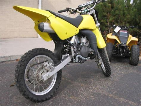 2001 Suzuki Rm80 2001 Suzuki Rm 80 Dirt Bike For Sale On 2040 Motos