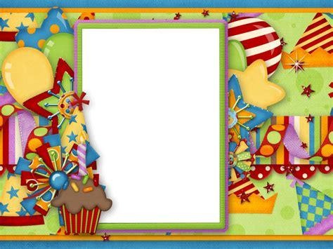 imagenes animadas varias marco de cumple con dulces y confeti tarjeta cumplea 241 os