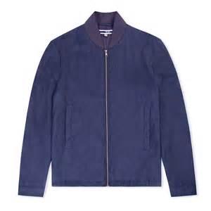 Lightweight Jacket Navy Mcq Lightweight Jacket S Mcqueen Jackets