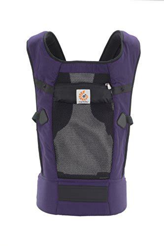 Ergobaby Performance Ventus Baby Carrier ergobaby performance ventus carrier purple baby shop