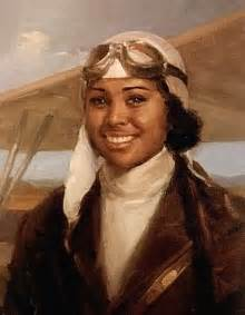 bessie coleman the first black fly cindy richard