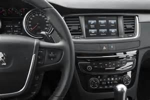 Peugeot 508 Inside Photo Tableau De Bord Peugeot 508 Restyl 233 E 2014 Photos
