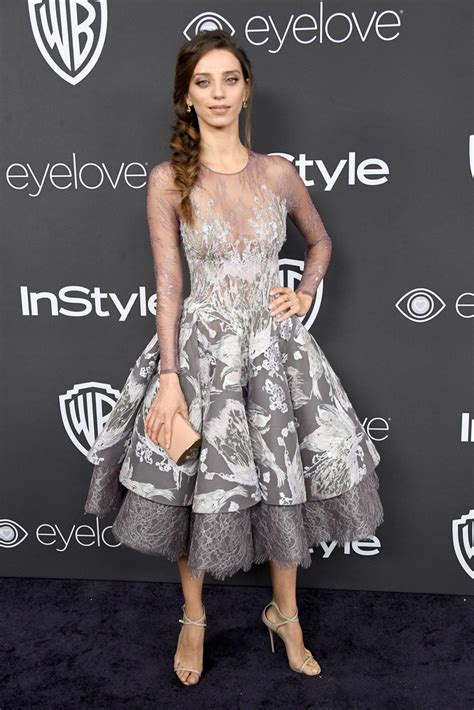 Bros Angela angela sarafyan in warner bros pictures and instyle host