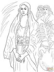 queen esther coloring pages printable coloring pages