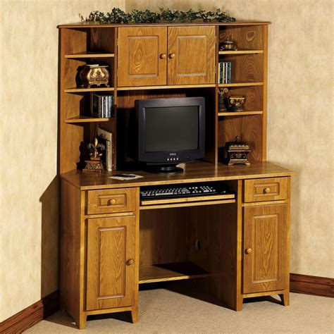 Computer Corner Armoire Corner Armoire Computer With Hutch Derektime Design Guide To Buying Corner Armoire For Computer
