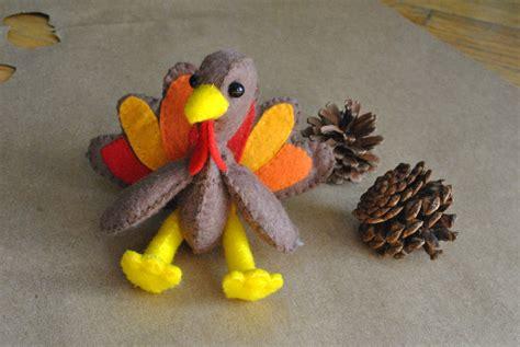 pattern for felt turkey turkey stuffed animal pattern sew your own felt turkey