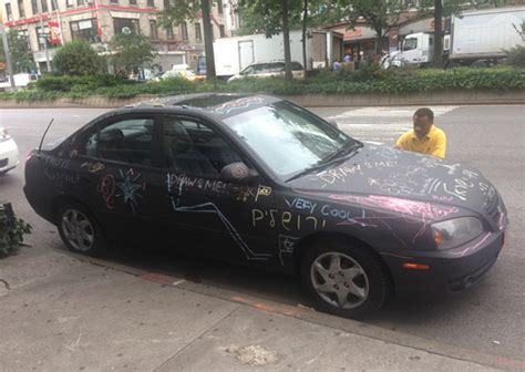 chalkboard paint your car draw on me chalkboard car things