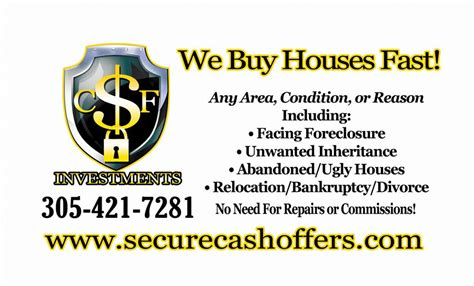 we buy houses miami sell my house fast miami fl