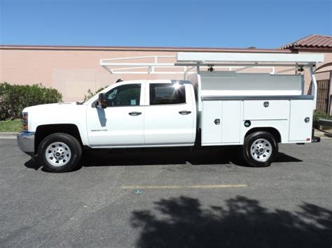 Bed Tie Downs Service Or Utility Body Paradise Work Trucks
