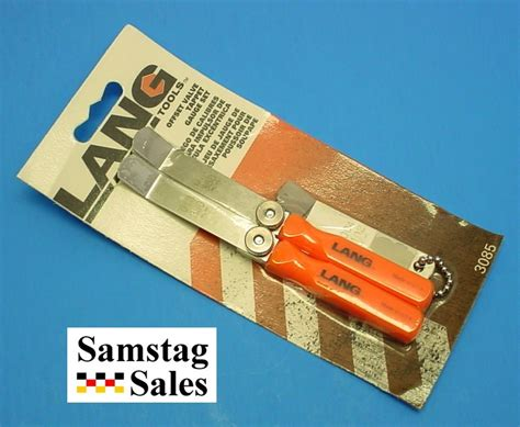 Velves Us Import lang tools 3085 import car offset valve tappet feeler
