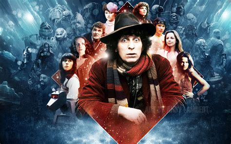 More From 12 by Fourth Doctor Tom Baker Doctor Who Wallpaper 2363x1476