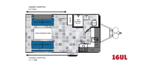 forest river work and play floorplans for haulers