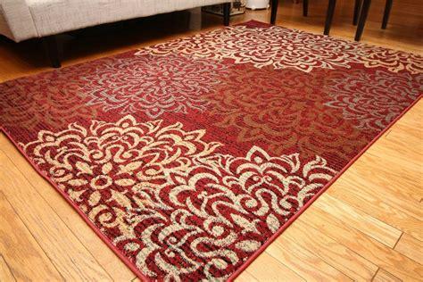 Wool Area Rugs 5x7 New 5x7 6x8 Brown Beige Cinnamon Modern Floral Home Wool Throw Area Rug 5x8 Ebay