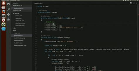 tutorial visual studio code mac microsoft now has a code editor for mac and linux