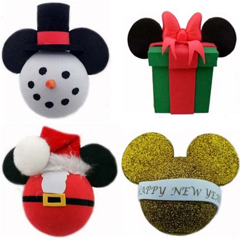 your wdw store disney antenna topper hoiiday 4 pack