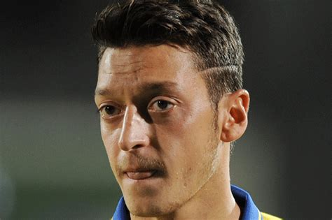 mesut ozil haircut arsenal s kieran gibbs reckons mesut ozil has turned