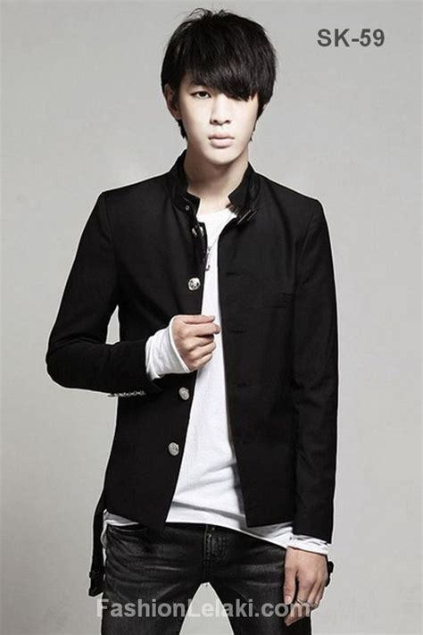 Crows Denim Pria Gakuran Dino 29 best blazers and jacket pria dari fashionlelaki images on message call korea