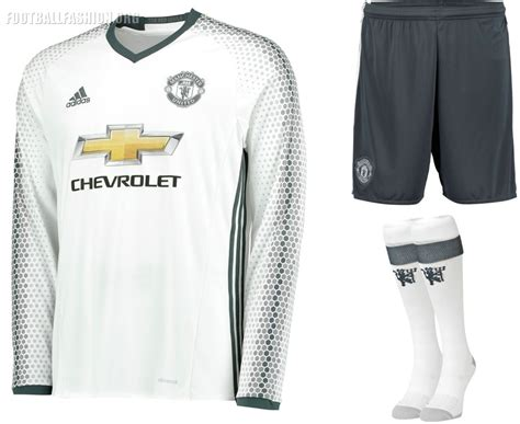 Promo Jersey Manchester United Third 2016 2017 Terlaris manchester united 2016 17 adidas third kit football fashion org