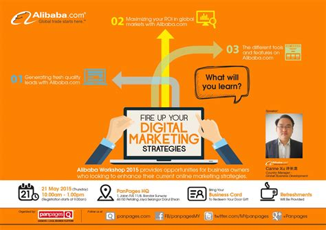 alibaba promotion strategy fire up your digital marketing strategy with alibaba com