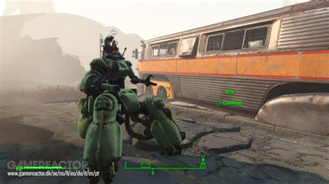 Fallout 4 Automatron Mini Game by Fallout 4 Automatron Review Gamereactor Uk