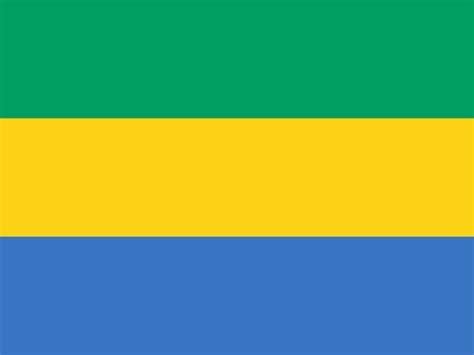 file flag of gabon svg wikimedia commons