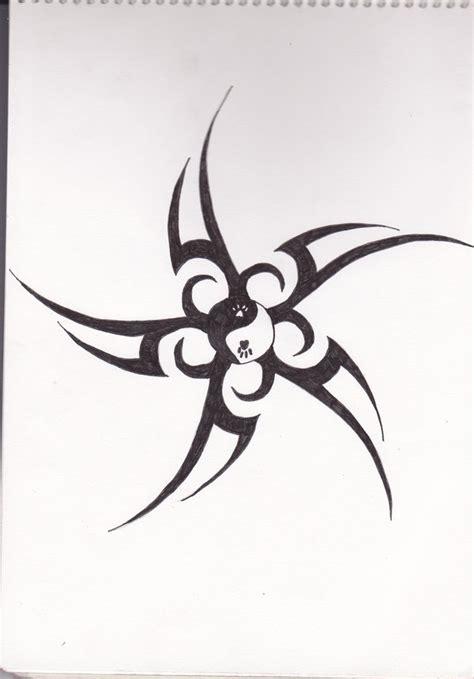tribal tattoo yin ying yang tribal by kjijanne deviantart