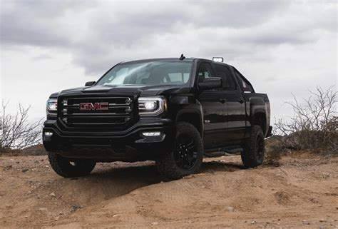 the new gmc get new gmc wheels with the all terrain x
