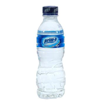 Air Minum Mineral Prima 600ml indomaret januari 2013