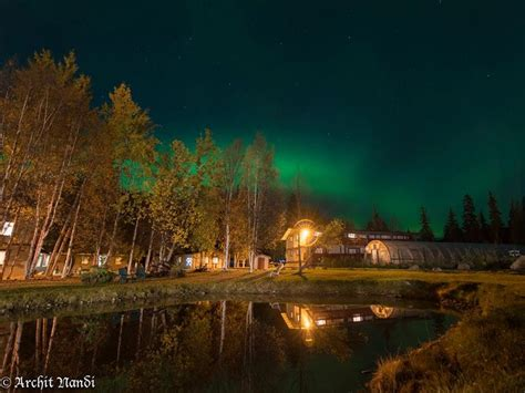 fairbanks northern lights hotel world s 16 most magnificent places to stay for watching