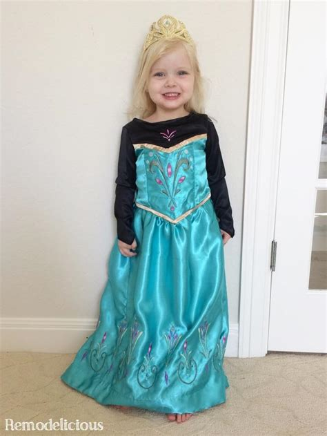 Elsa Handmade Costume - corination elsa dresses for 9 year olds
