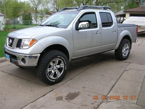 Nissan Frontier Tires by Nissan Frontier Forums Rims And Tires