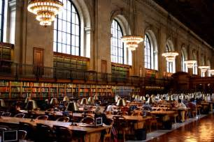 Library Reading Room by Cat S Eye View Mpl My Pilgrimage To The Big Apple