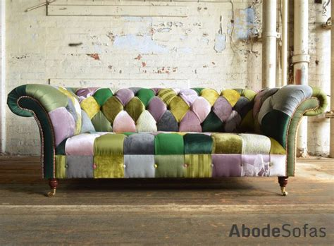 37 best patchwork chesterfield sofa chairs images on
