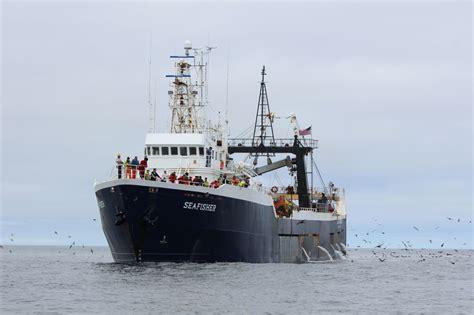 who owns fv seabrooke u s marine corporation