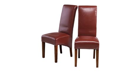 Leather Dining Chairs Uk Cuba Bonded Leather Dining Chairs Pair Uk And Home Design Amusing Italian Dining Chairs D