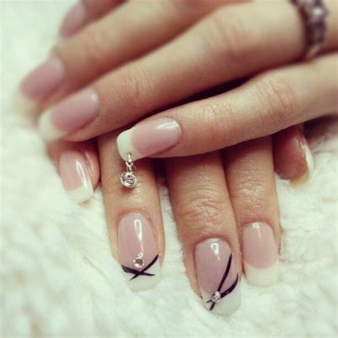 nail piercing nail piercings the new must trend nail jewellery