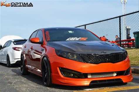 Kia Optima Carbon Fiber Vendor Fs Seibon Carbon Fiber 2011 2015 Kia