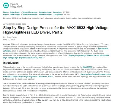 maxim integrated products application notes maxim integrated products application notes 28 images app notes freeio designing an antenna