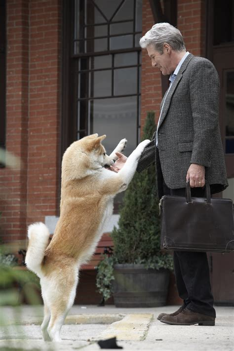Hachi A Dog's Tale Comes to the Hallmark Channel 9/26/10 ... Hachiko Movie