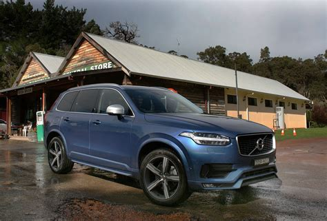 volvo xc   design  series auto  review loaded