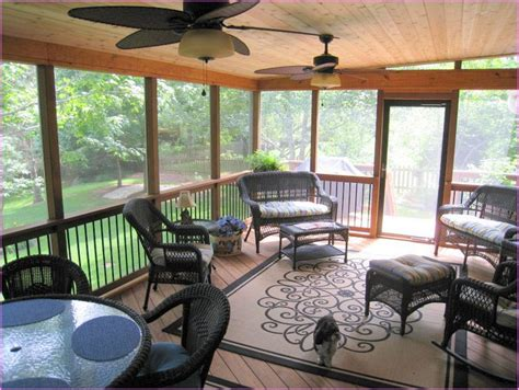 Enclosed Patios Designs Enclosed Patio Ideas
