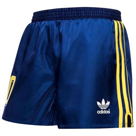 colombia retro home shorts  originals blue www