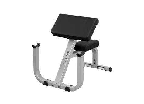 body solid preacher bench body solid gpcb329 preacher curl bench syracuse fitness