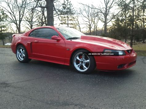 mustang gt 2003 specs 2003 mustang gt procharged