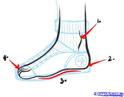 how to draw a shoe step by step for how to draw a shoe step by step fashion pop culture