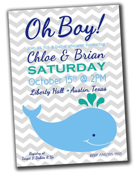 Whale Baby Shower Theme by Whale Baby Shower Theme Savvy Sassy